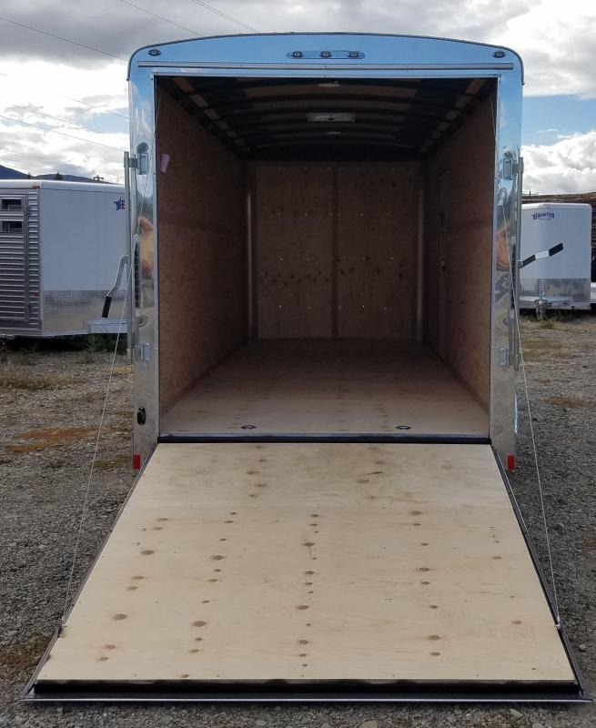 2018 Cargo Mate BL716TA2 Enclosed Cargo Trailer