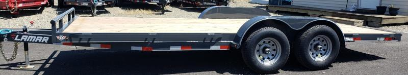 2019 Lamar Trailers CC831825 Car / Racing Trailer