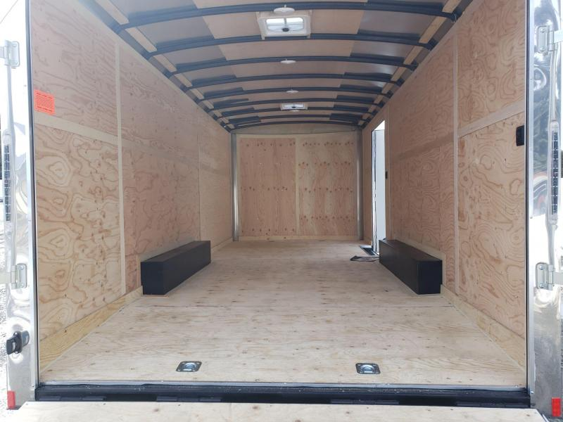 2019 Cargo Mate BL820TA3 Enclosed Cargo Trailer