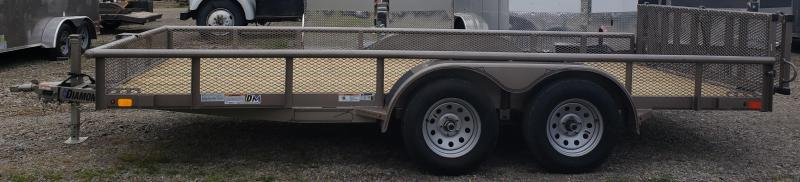 2019 Diamond C Trailers GTU235-L16x83 Utility Trailer in Ashburn, VA
