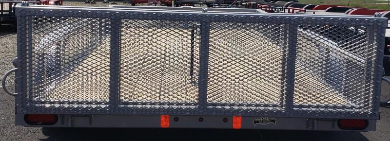 2019 Diamond C Trailers GTU235-L16x83 Utility Trailer