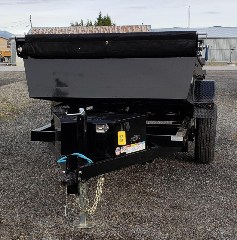 2018 Lamar Trailers DS601017 Dump Trailer in Ashburn, VA