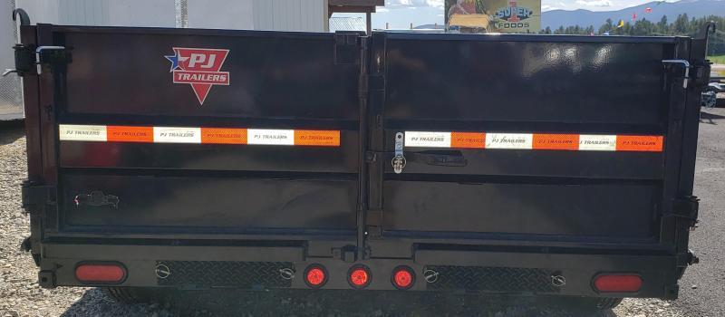 2020 PJ Trailers dla1472bssk3mp Dump Trailer