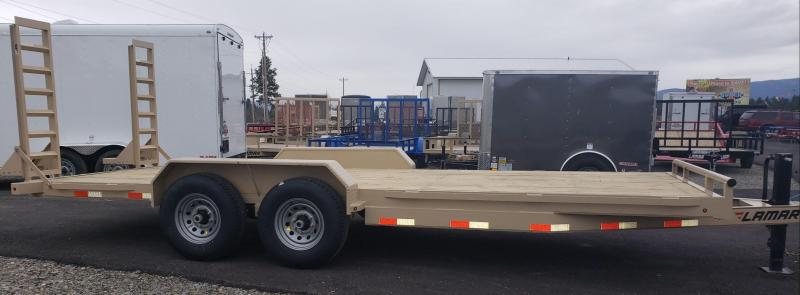 2019 Lamar Trailers H6832027 Equipment Trailer