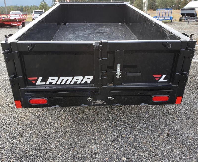 2018 Lamar Trailers DS601017 Dump Trailer