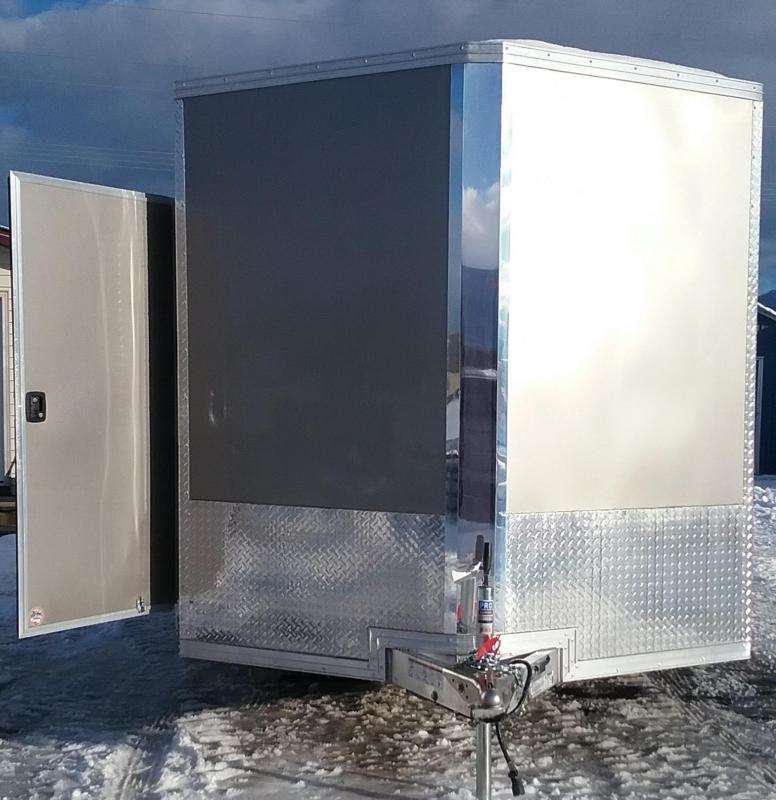 2018 Stealth Trailers Stealth C7.5x14S Enclosed Cargo Trailer
