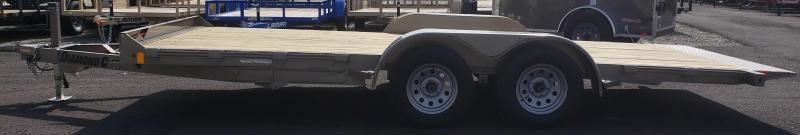 2019 Diamond C Trailers GTF235L83X18 Car / Racing Trailer