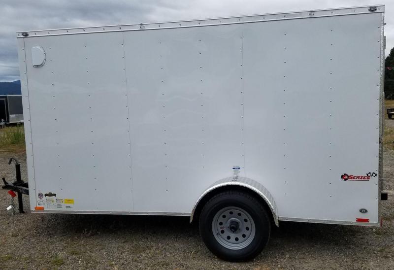2018 Cargo Mate EHW612SA Enclosed Cargo Trailer