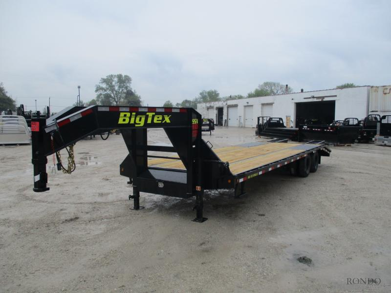 2019 Big Tex 102x30'  Gooseneck 22GN-25BK+5 in Harshaw, WI