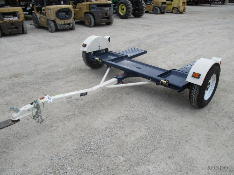 2015 Changzhou 0x0' Tow Dolly