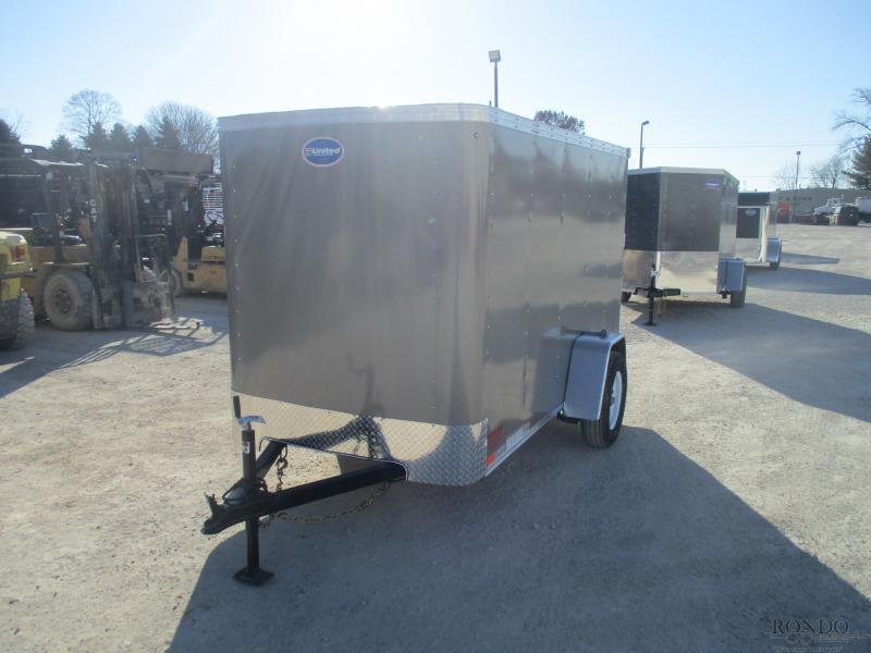 2019 United 5x10'  Enclosed Cargo XLE-510SA30-S