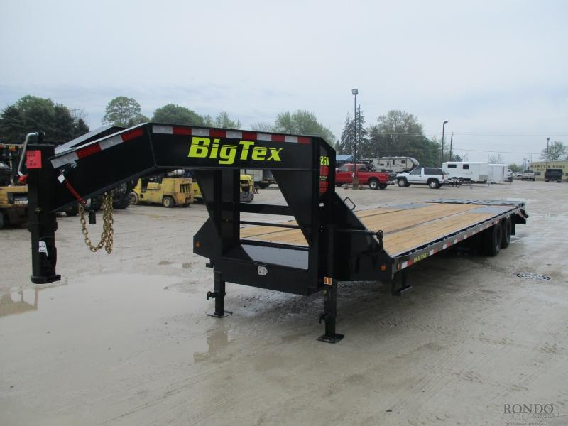 2018 Big Tex 102x33'  Gooseneck 22GN-28BK+5MR in South Range, WI