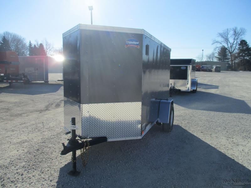 2019 United 5x10'  Enclosed Cargo XLV-510SA30-S