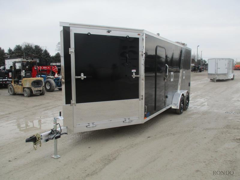 2019 Legend 7x23'  Enclosed Snowmobile E723TA35