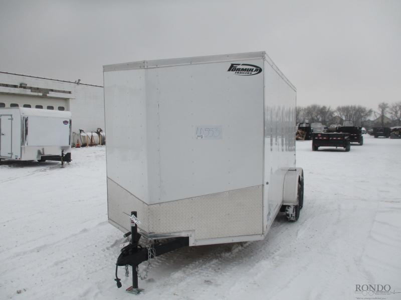 2019 Formula 7x14'  Enclosed Cargo FSCAB7X14TE2FF