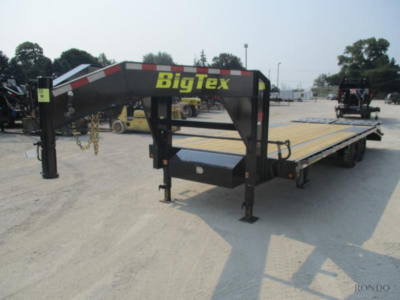 2019 Big Tex 102x25'  Gooseneck 16GN-20BK+5MR in Elkhart Lake, WI