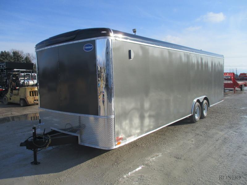 2019 United 8.5x26'  Enclosed Car Hauler ULT-8.526TA50-S