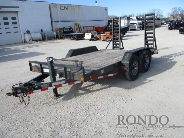 2010 Load Trail 83x14'  Equipment CH831407ES2202