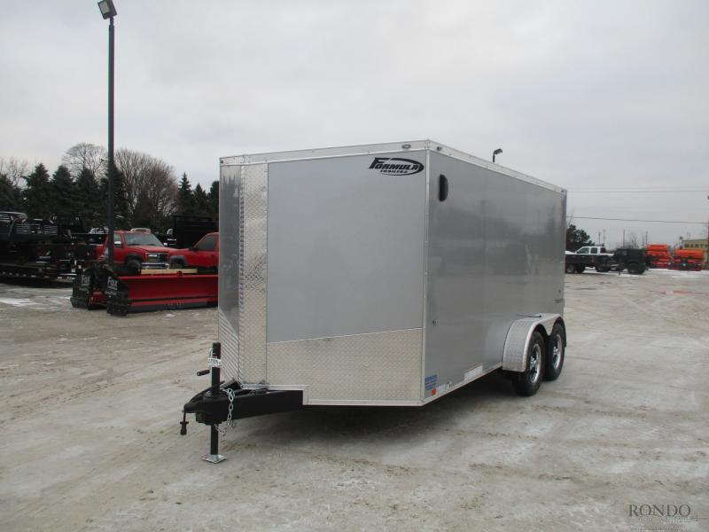 2019 Formula 7x14'  Enclosed Cargo FSCBC7X14TE2FF