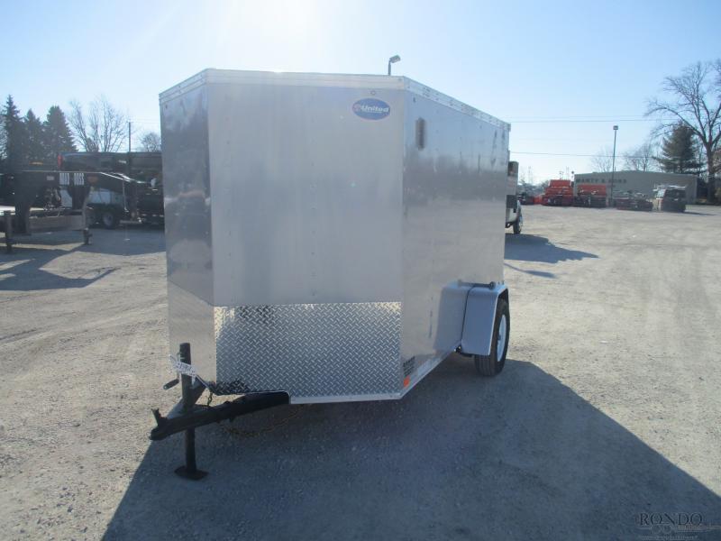 2019 United 6x10'  Enclosed Cargo XLV-610SA30-S
