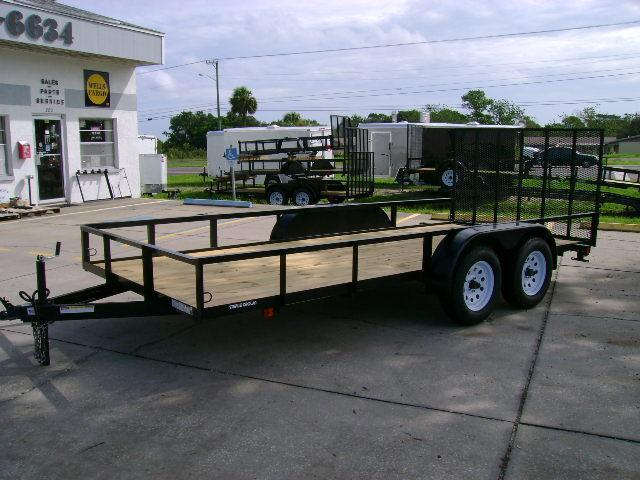 Triple Crown 6.5x16 Utility Trailer with BRAKES in Ashburn, VA
