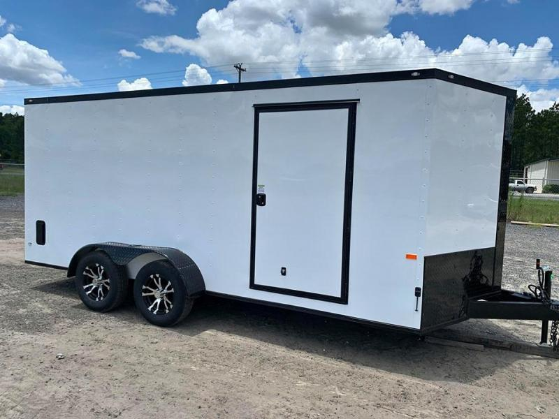 7x16 Trailer Blackout Elite Therma Cool