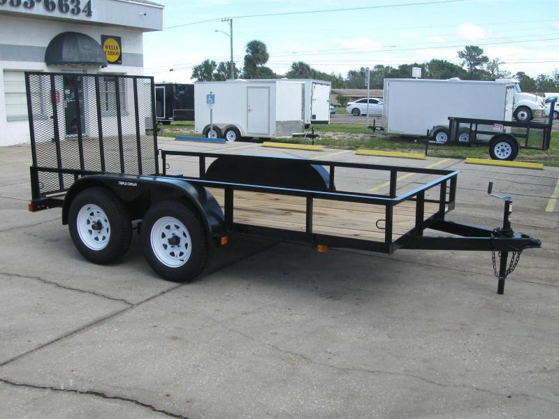 Tandem Axle Utility Trailer CLEARANCE SALE in Ashburn, VA