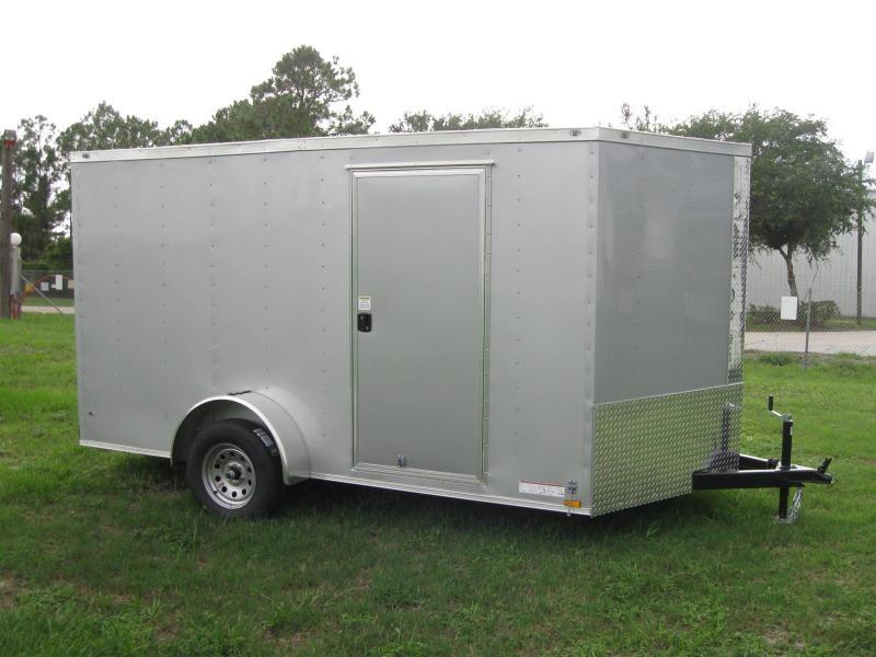 2017 Anvil 7X12SA-V Enclosed Cargo Trailer