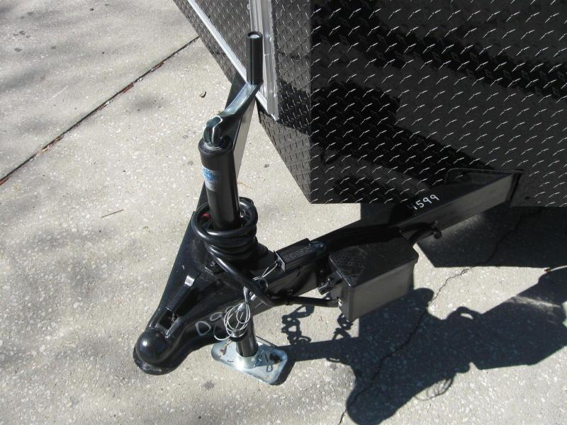 7x12TA-V Motorcycle Hauler Trailer