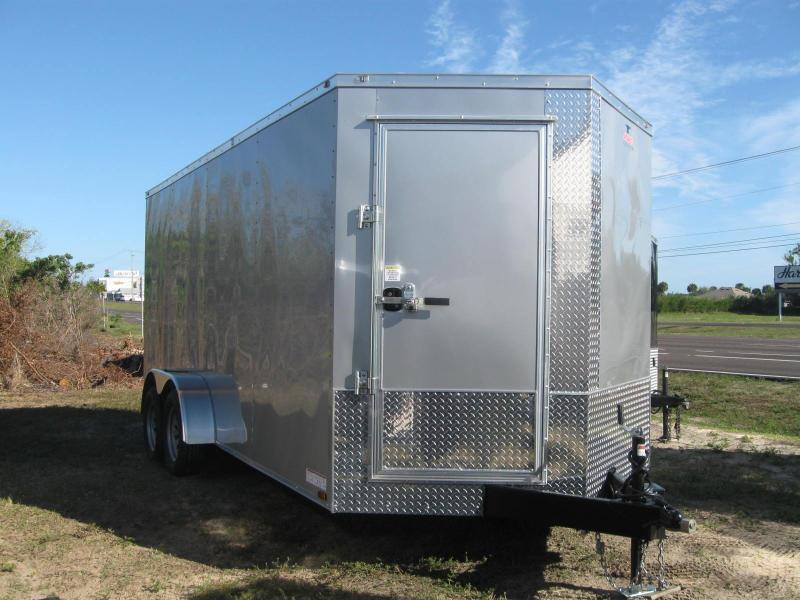 7X16TA-V Therma Cool Enclosed Cargo Trailer in Ashburn, VA