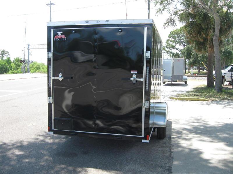 2019 Anvil 6X12SA-V Enclosed Cargo Trailer