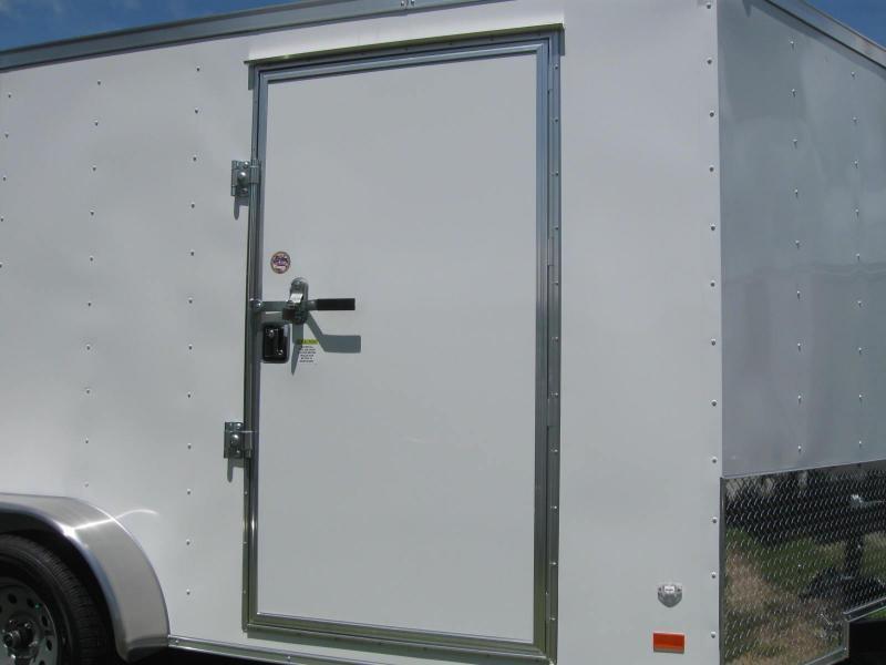 Gold Series 7x14 V-Nose Enclosed Cargo Trailer