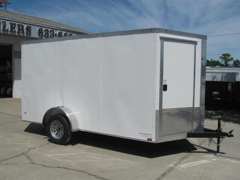 2019 Anvil 7X12SA-V Enclosed Cargo Trailer in Ashburn, VA