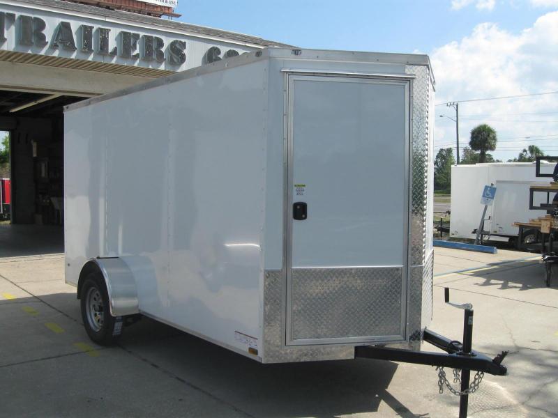 2019 Anvil 6X12SA-V Enclosed Cargo Trailer in Ashburn, VA