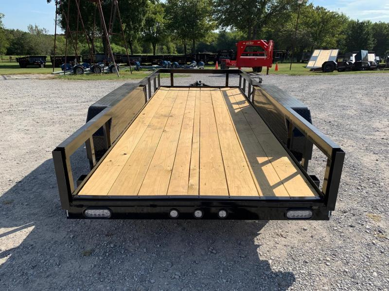 2020 MAXXD 14' x 5' Tandem Axle Utility Trailer