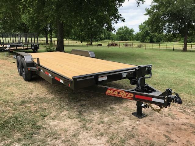 "2018 MAXXD 20' x 83"" Equipment Hauler 14K"