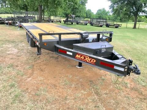 "2018 MAXXD 22' x 96"" Deckover Tilt 14K"