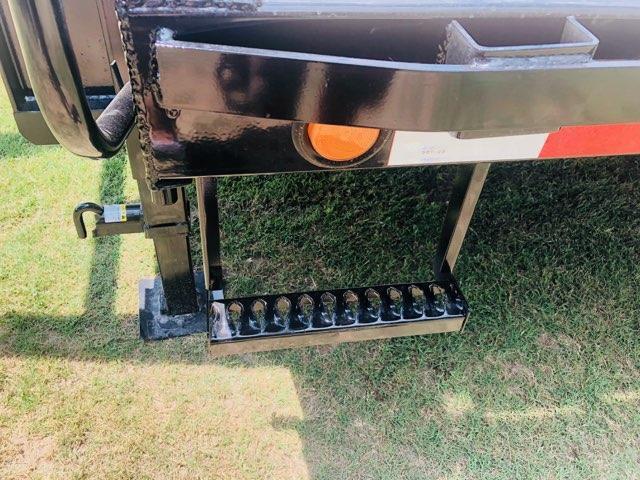 2019 PJ Trailers 40' Classic Flatdeck with Duals 25K