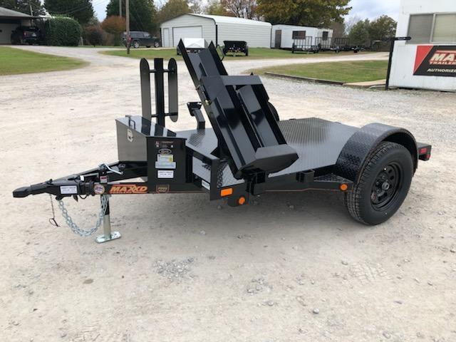 2019 MAXXD 8' x 5' Single Axle Welding Trailer