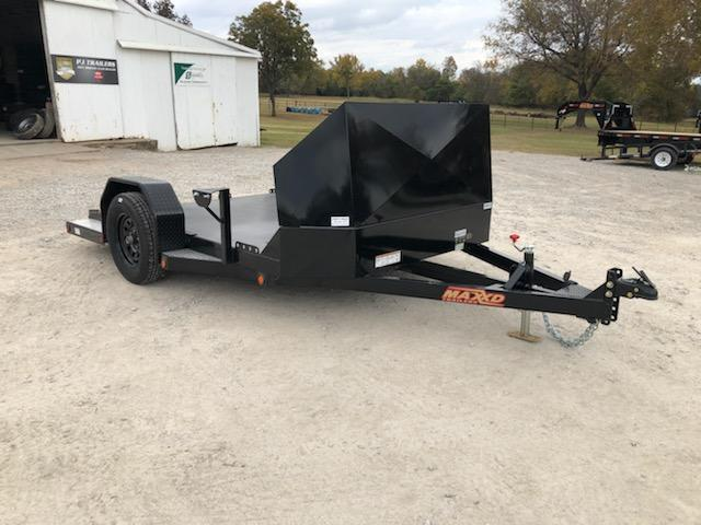 2019 MAXXD 10ft x 82in Motorcyle Hauler