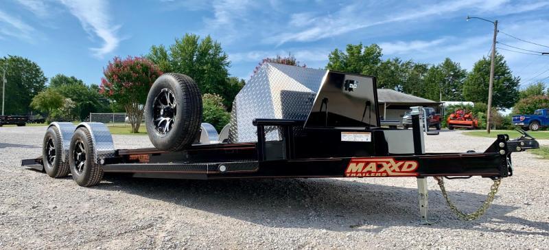 """2020 MAXXD 20' x 80"""" 10K Drop-N-Load"""