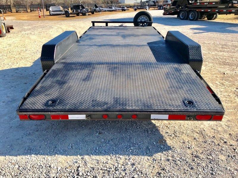 2011 Maxey C5X 18' Car Hauler w/ Steel Floor