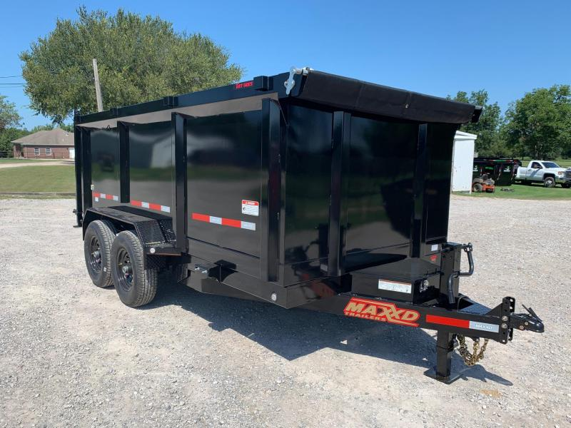 2020 MAXXD 14' x 7' Classic High Side Dump