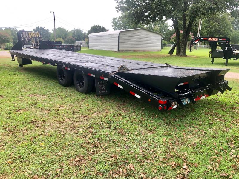 2007 Big Tex 35' Low-Pro Tandem Dual Flatbed
