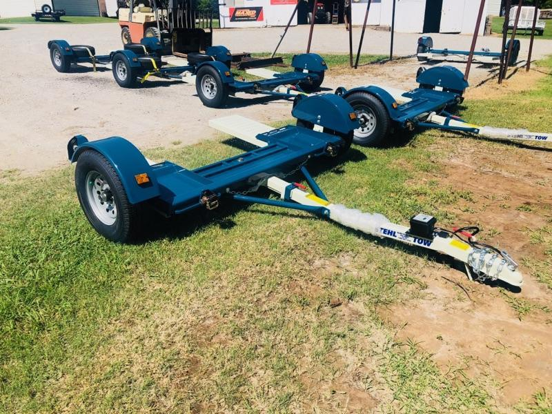 2018 Stehl Tow Car Dolly w/ Electric Brakes
