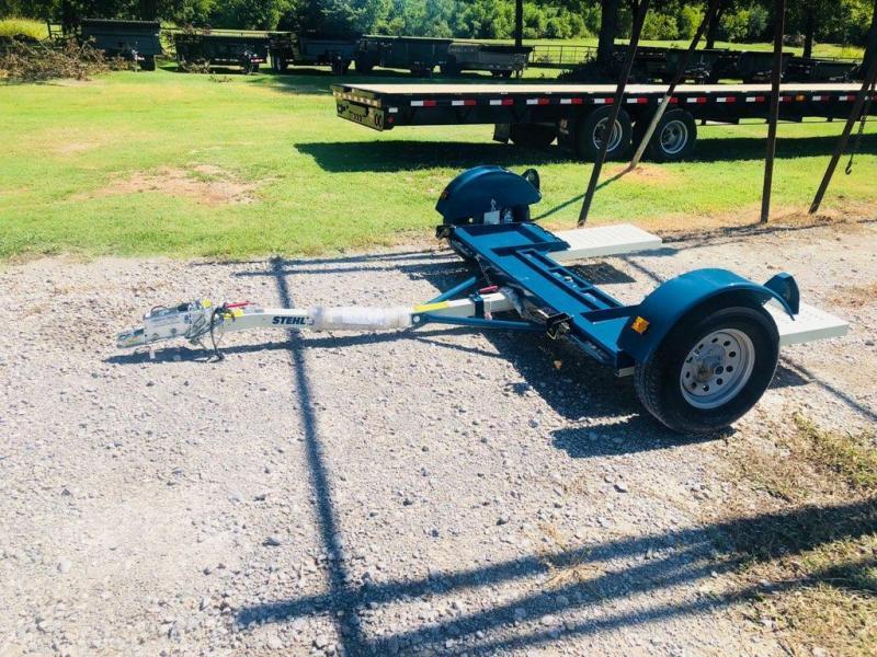 2019 Stehl Tow Car Dolly w/ Hydraulic Surge Disc Brakes