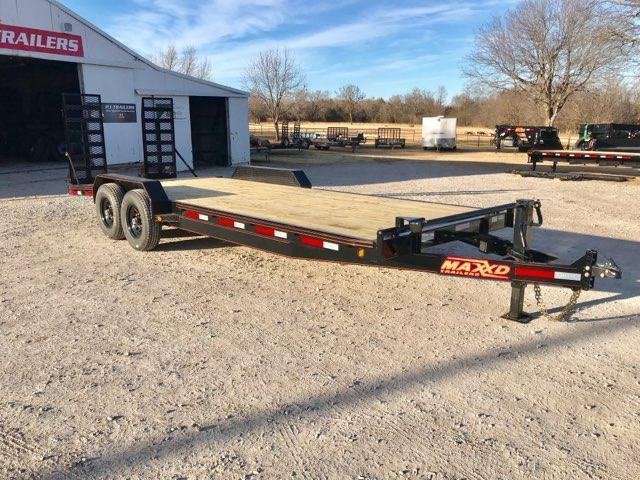 "2019 MAXXD 22' x 83"" Equipment Hauler 14K"