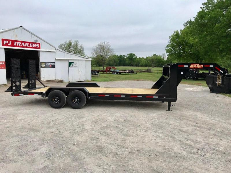 "2019 MAXXD 22' x 83"" Gooseneck Equipment Hauler"