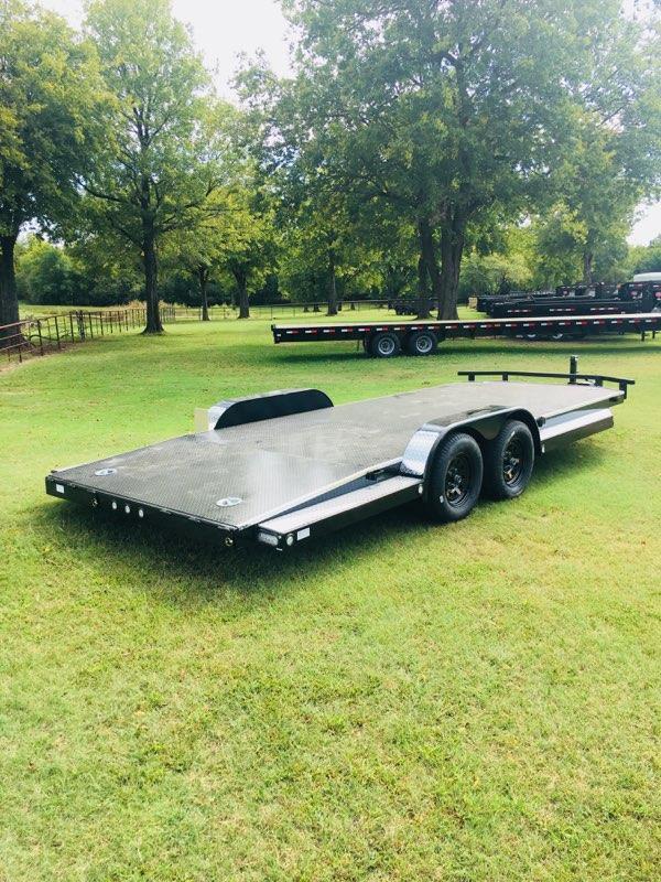 "2019 MAXXD 20' x 83"" Tubing Car Hauler 7K"
