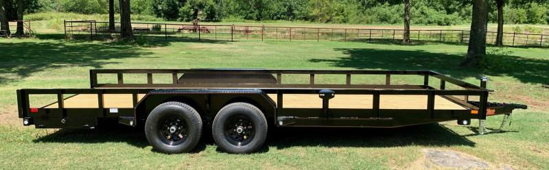 "2019 MAXXD 20' x 83"" HD Tandem Axle Utility Equipment Hauler"